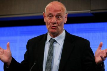 Former World Vision CEO Tim Costello.