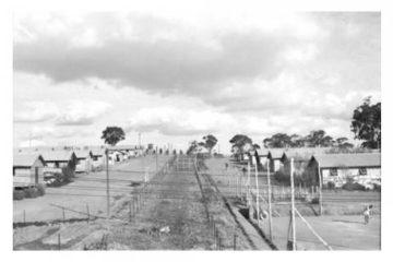 Tatura internment camp