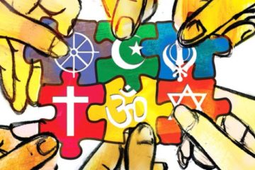 religions as pieces of a puzzle