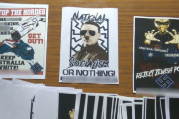 three of the posters