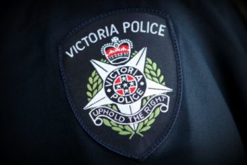 vic police badge