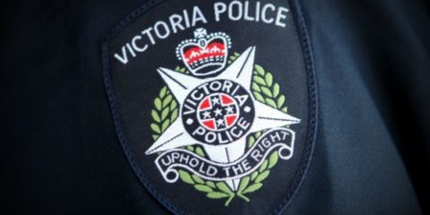 vic police badge