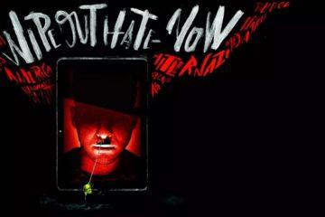 art piece that is anti cyberhate