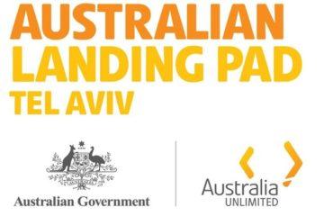 landing pad logo