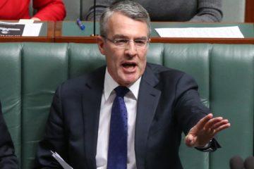 mark in parliament