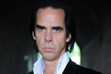 close up of Nick Cave