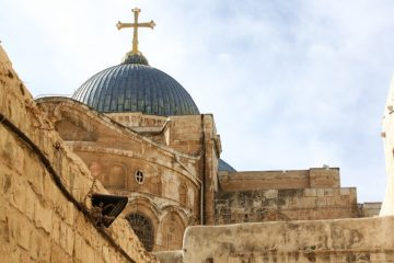 church in jerusalem's old city